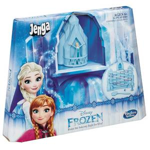 JENGA DISNEY FROZEN EDITION GAME CS