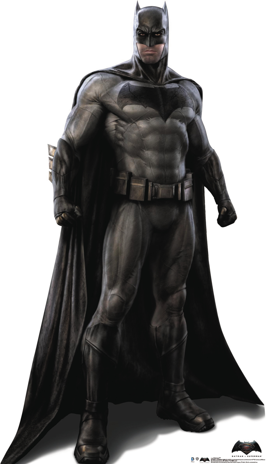 BATMAN VS SUPERMAN BATMAN LIFE-SIZE STANDUP