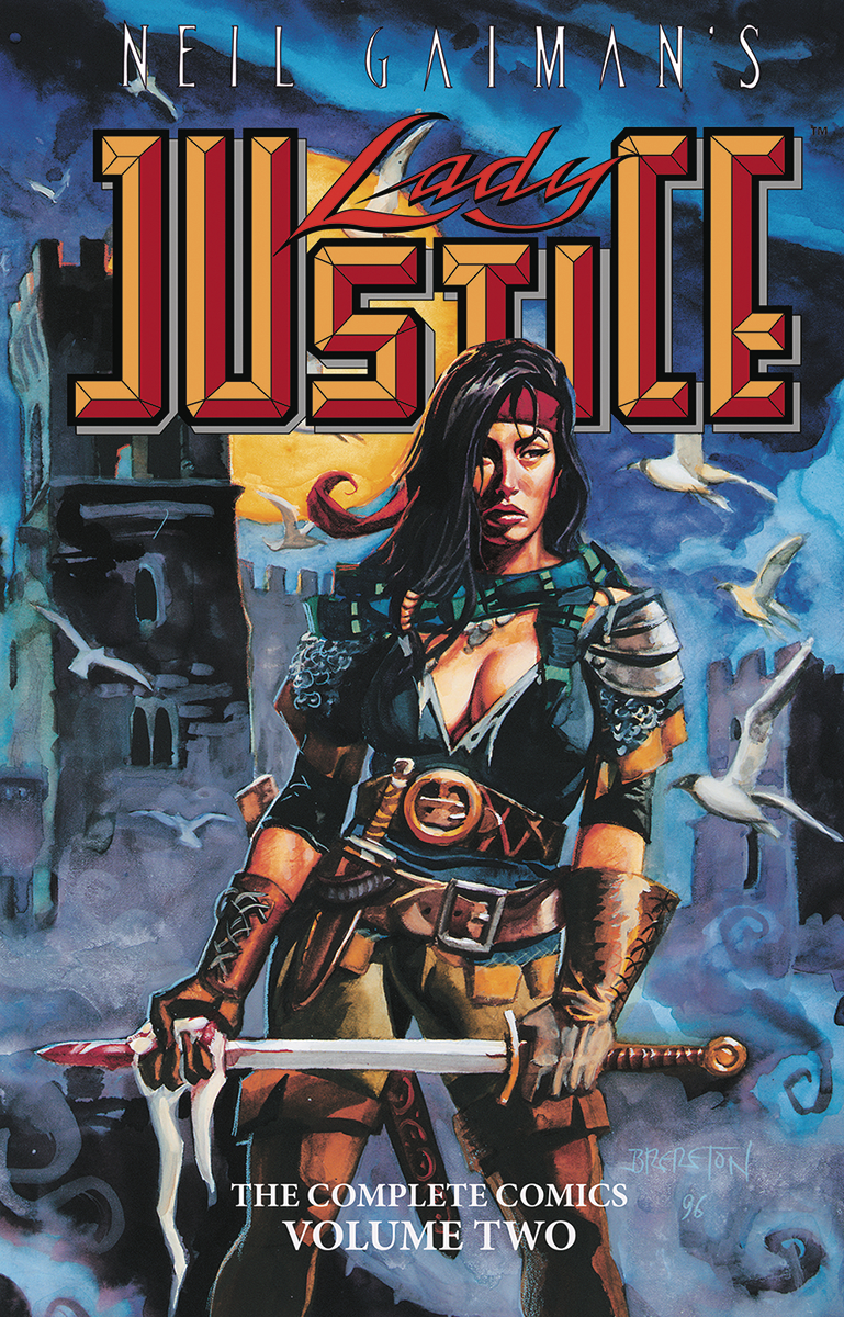 NEIL GAIMANS LADY JUSTICE HC VOL 02