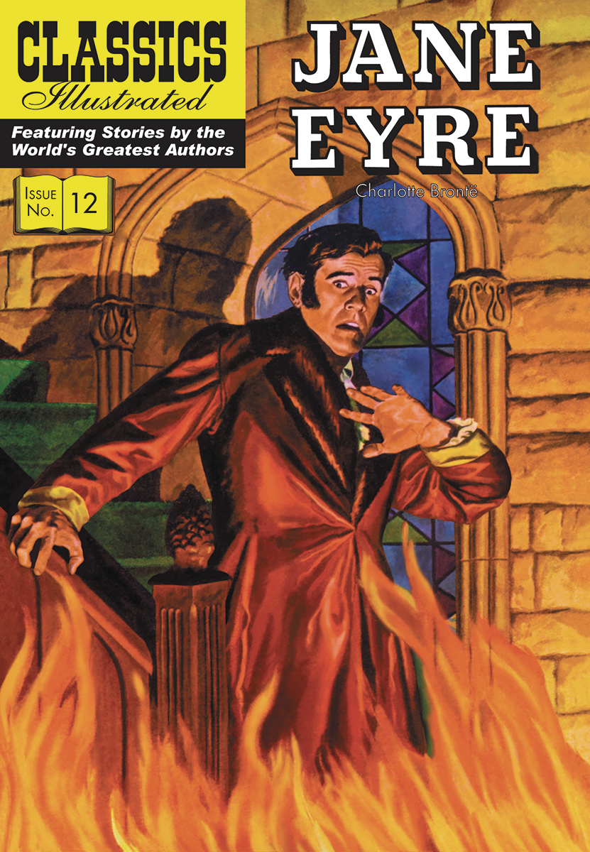 mar161296 - classic illustrated tp jane eyre