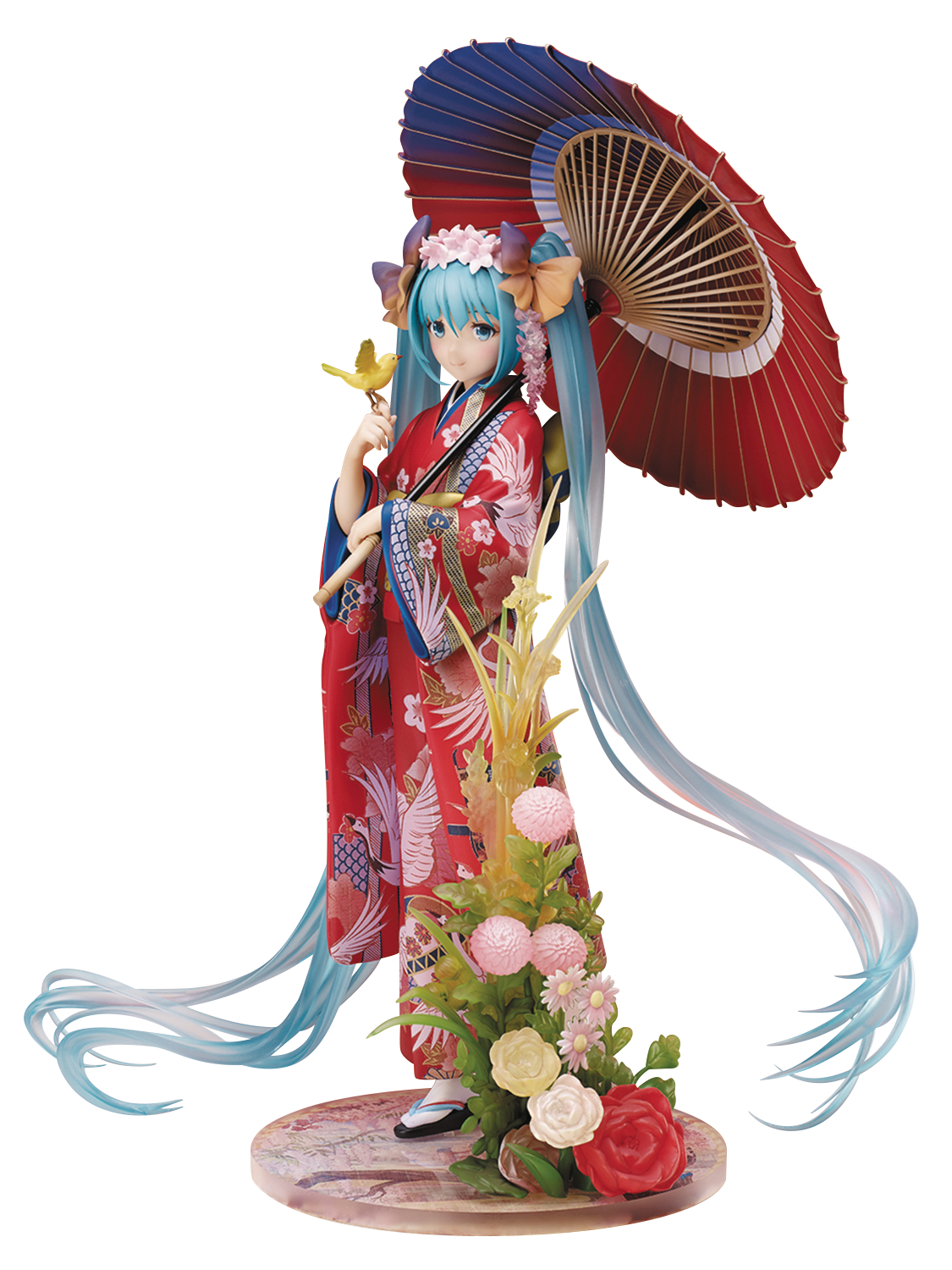 CHARACTER VOCAL SER 01 HATSUNE MIKU PVC FIG