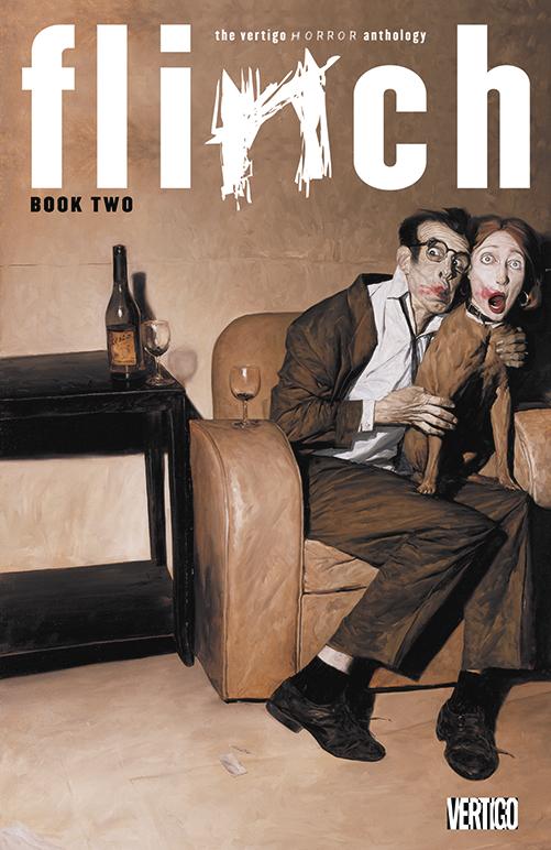 MAR160291 - FLINCH TP BOOK 02 - Previews World