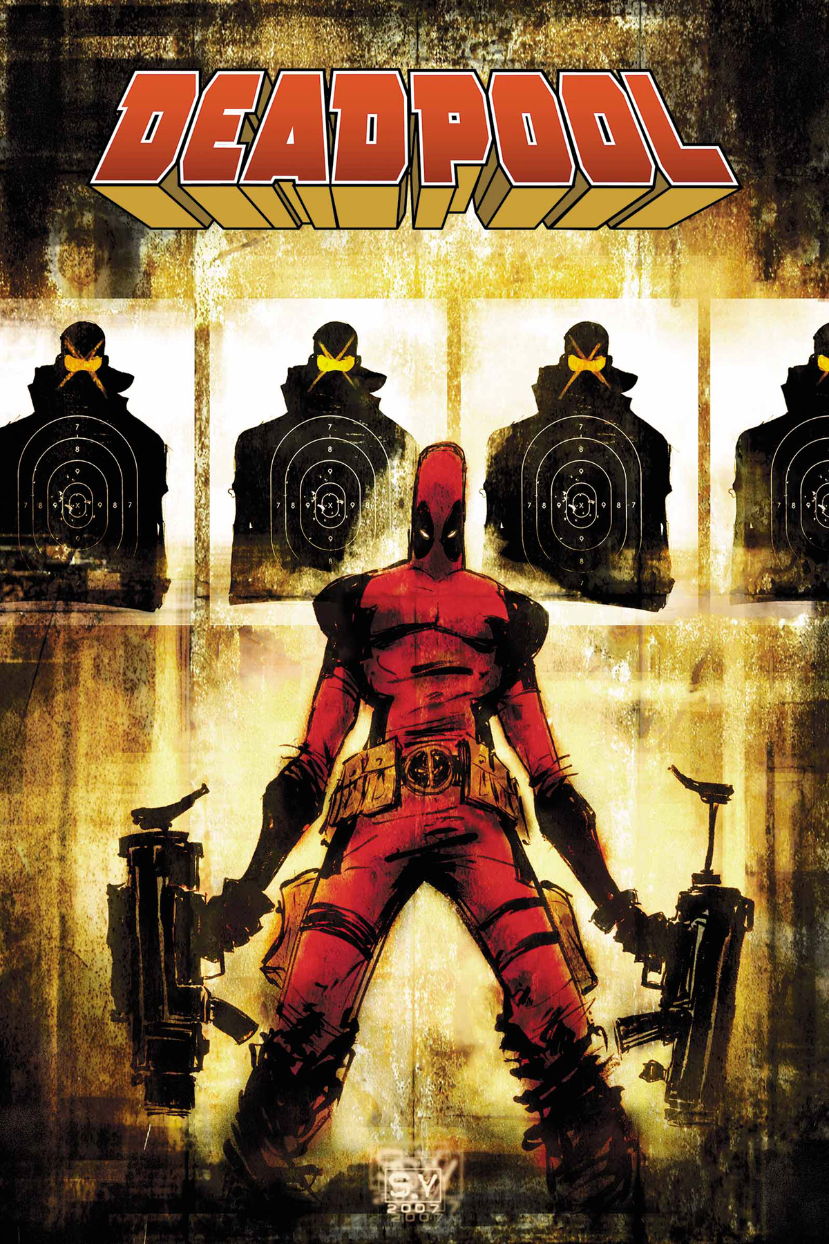TRUE BELIEVERS UNCANNY DEADPOOL #1 2ND PTG VAR