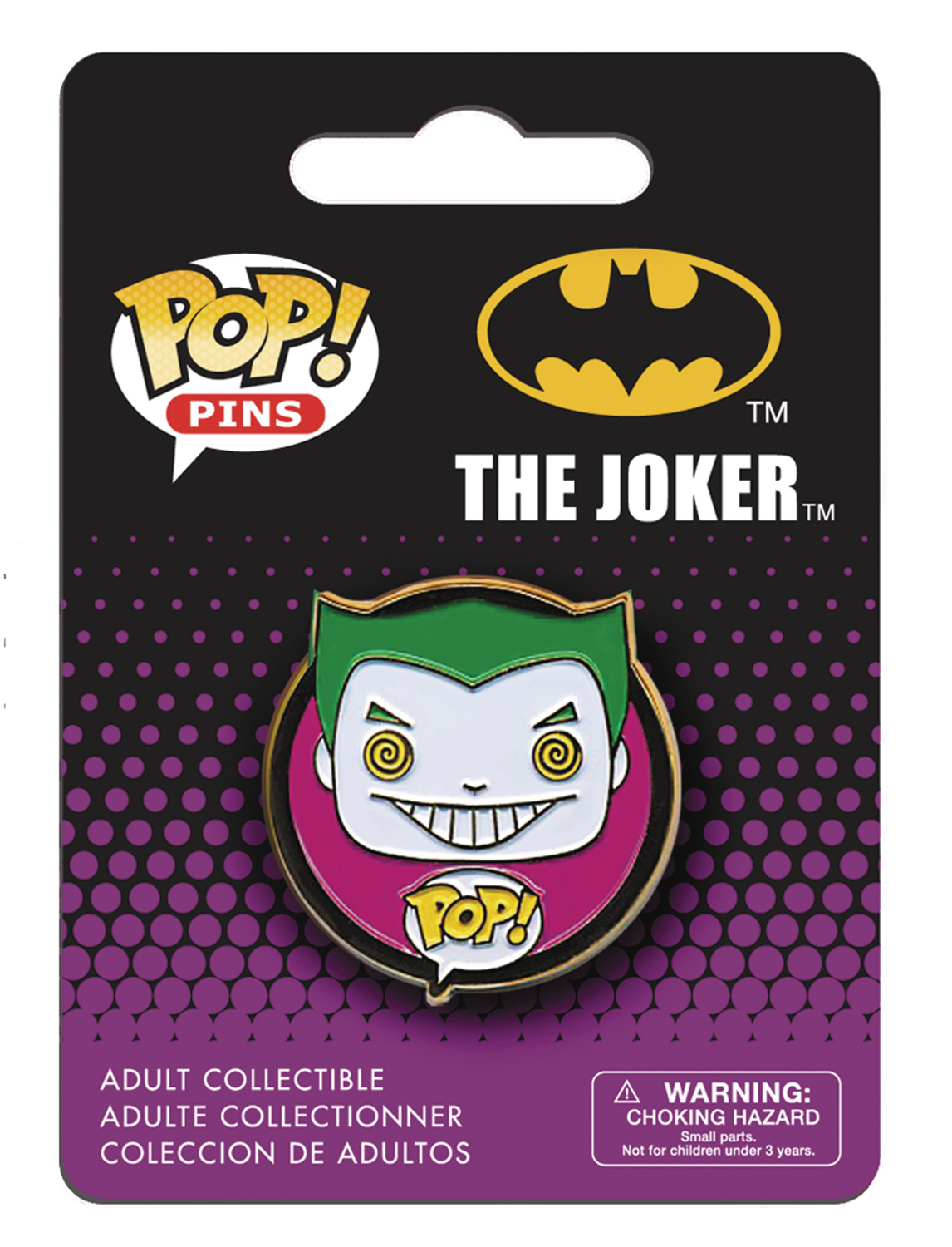 POP PINS DC UNIVERSE JOKER