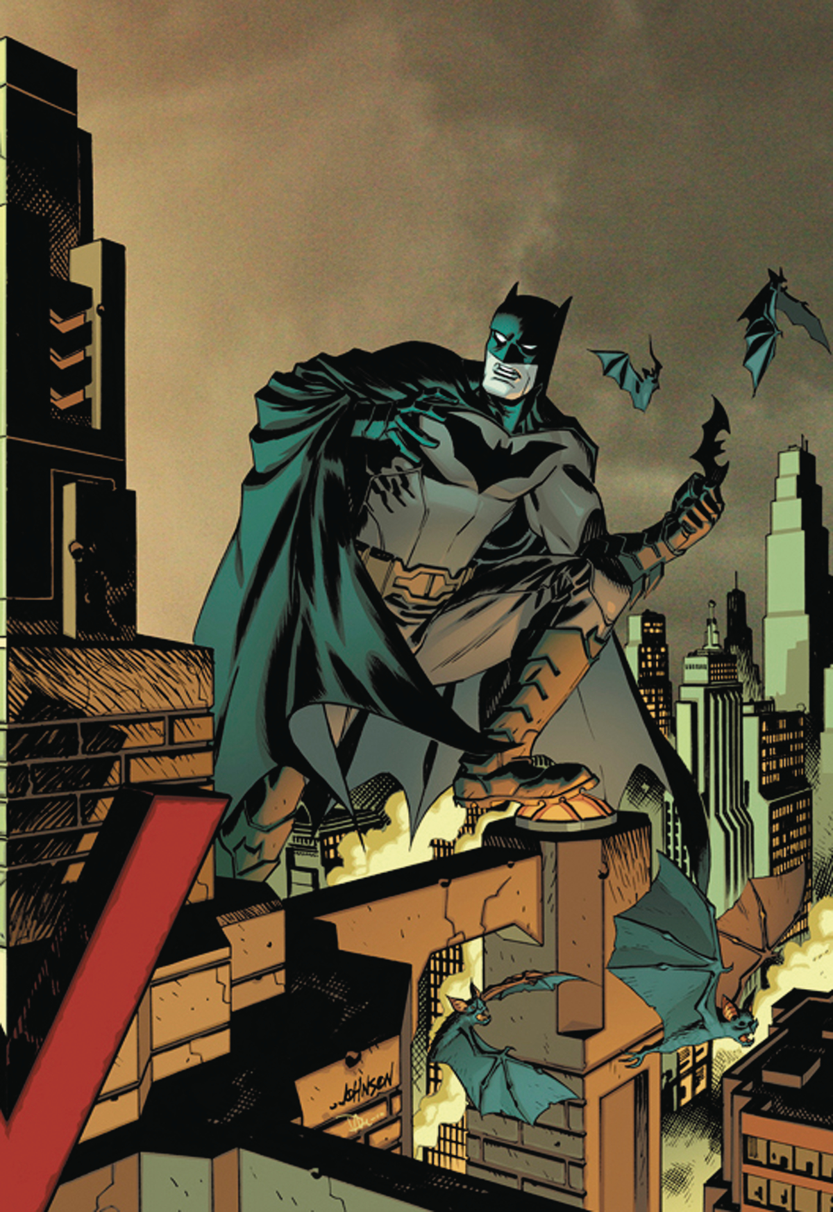 BATMAN #50 CONNECTING VAR ED (NOTE PRICE)
