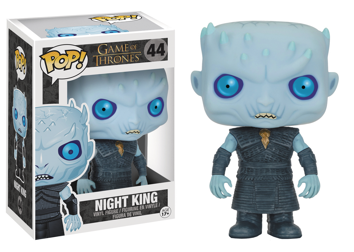 POP GAME OF THRONES NIGHT KING VINYL FIG
