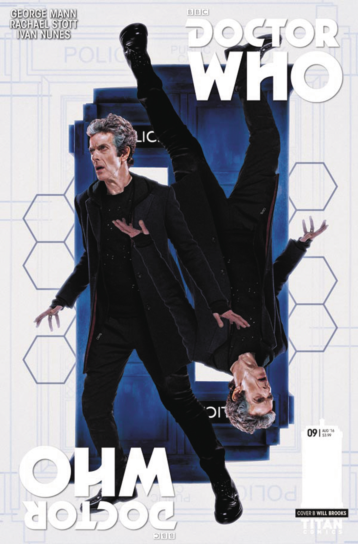 DOCTOR WHO 12TH YEAR TWO #9 CVR B PHOTO
