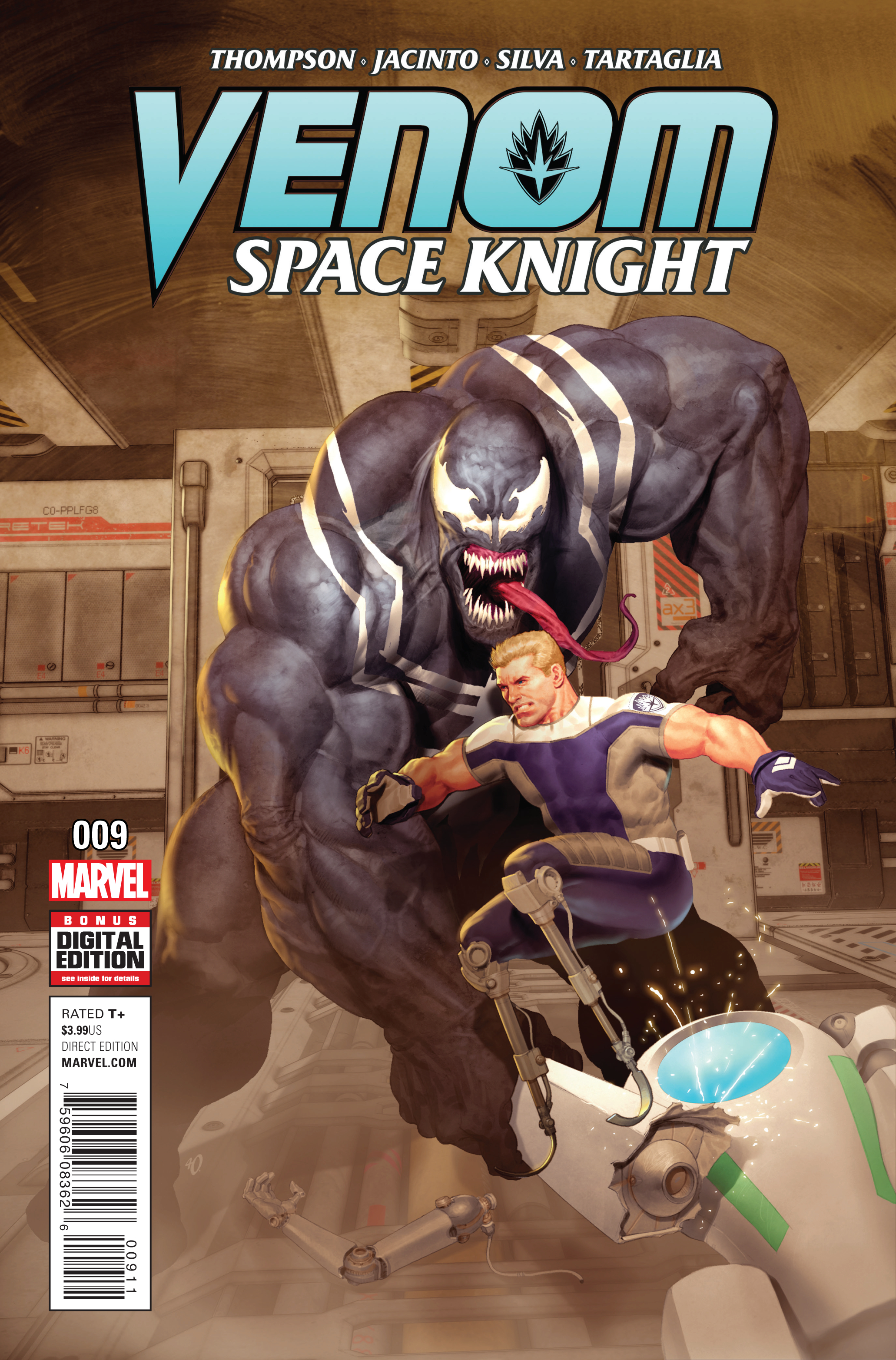 VENOM SPACE KNIGHT #9