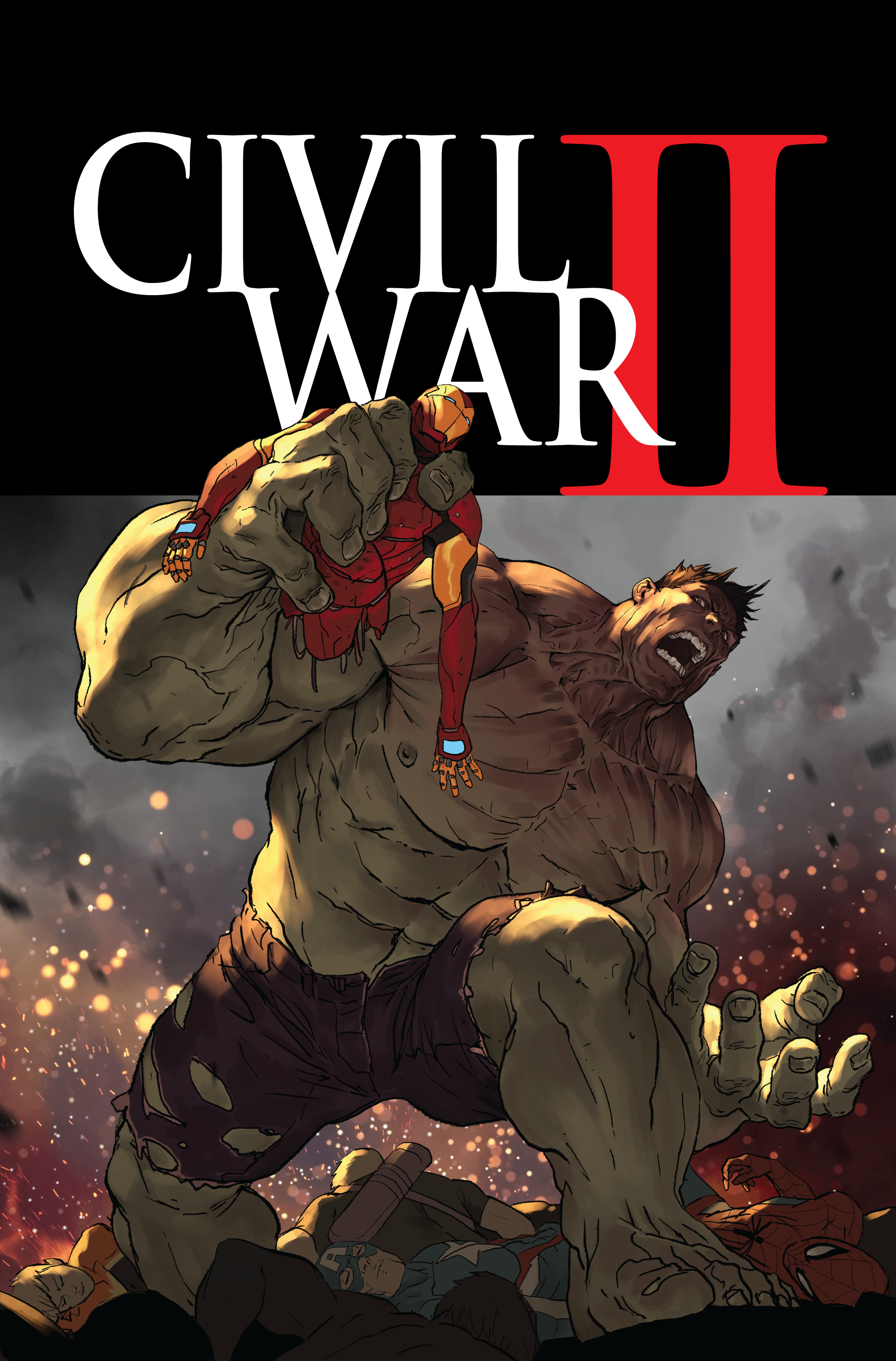 CIVIL WAR II #3 (OF 8)