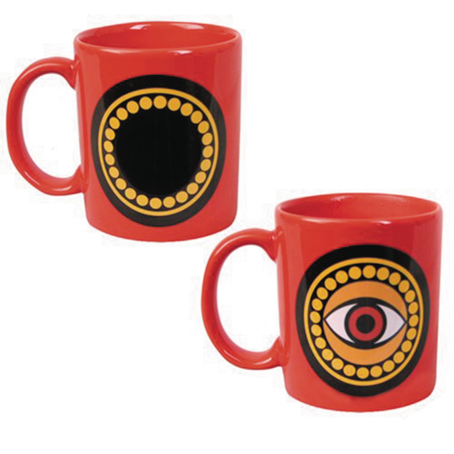 DR STRANGE EYE OF AGAMOTTO HEAT CHANGE MUG