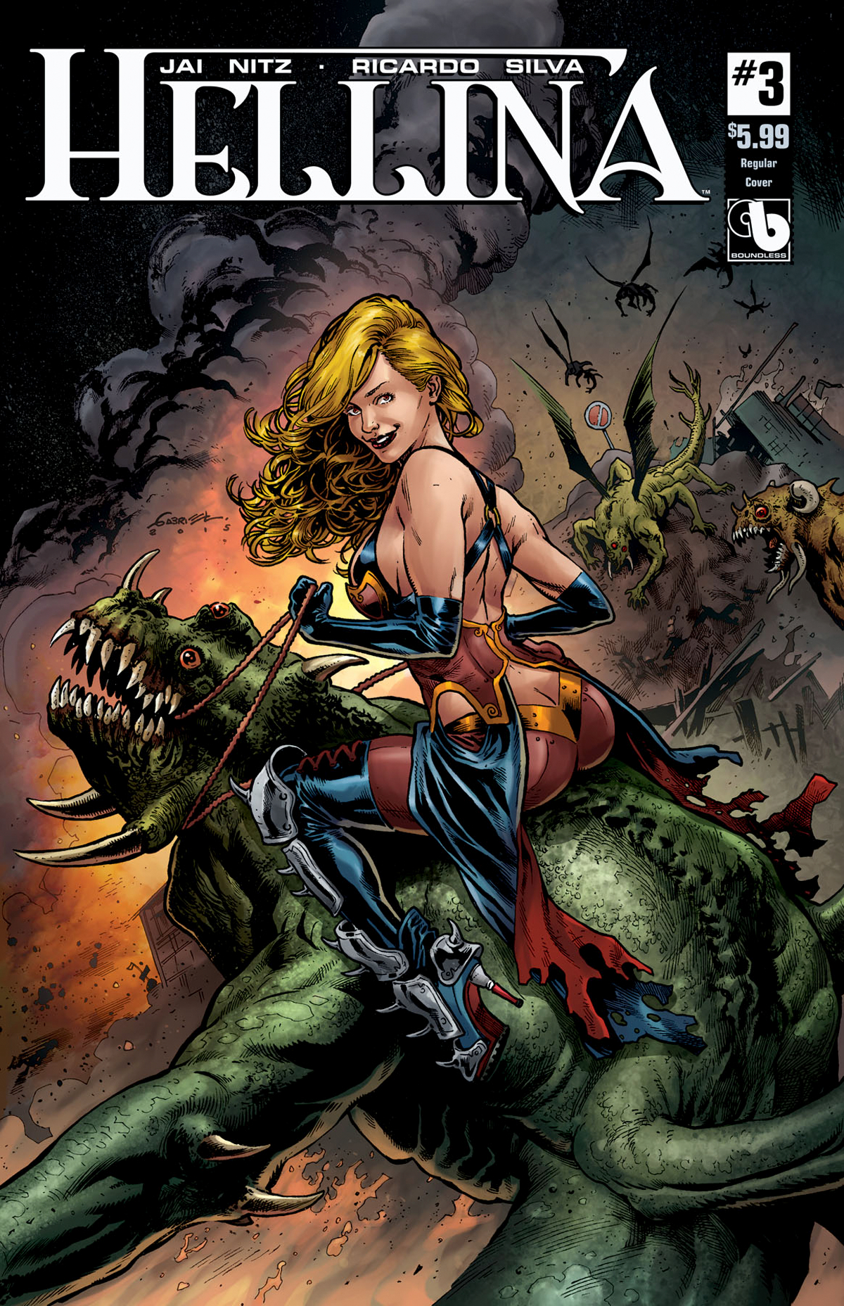APR161439 - HELLINA #3 (OF 3) - Previews World