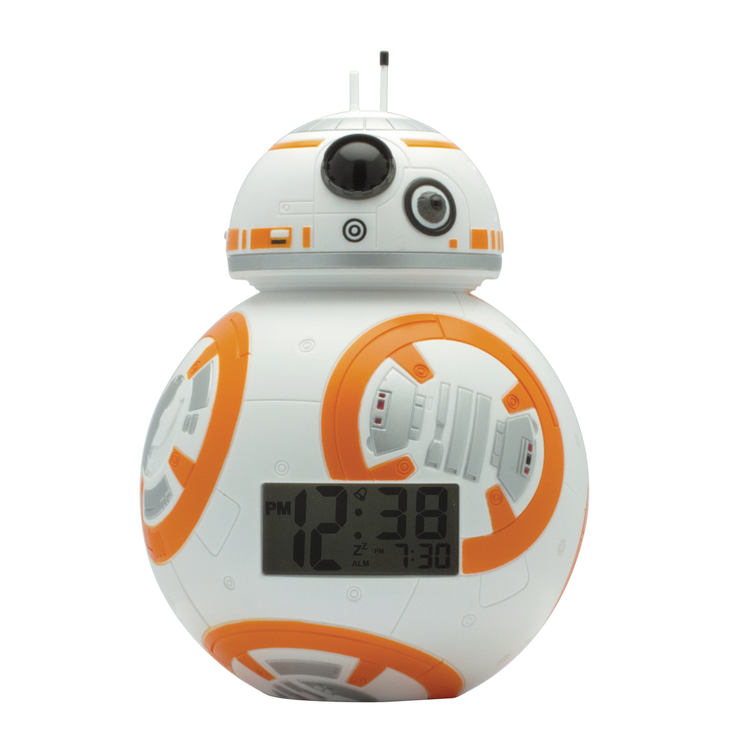 BULBBOTZ BB-8 ALARM CLOCK