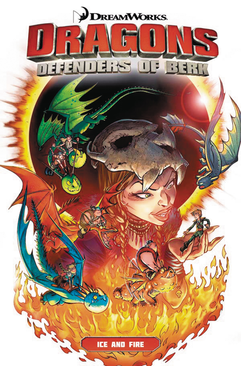 DRAGON DEFENDERS OF BERK COLLECTION TP VOL 01