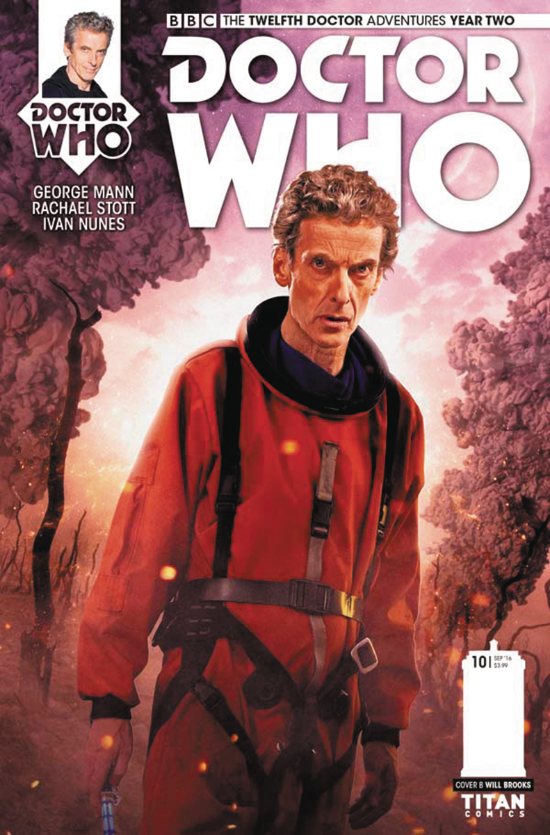 DOCTOR WHO 12TH YEAR TWO #10 CVR B PHOTO