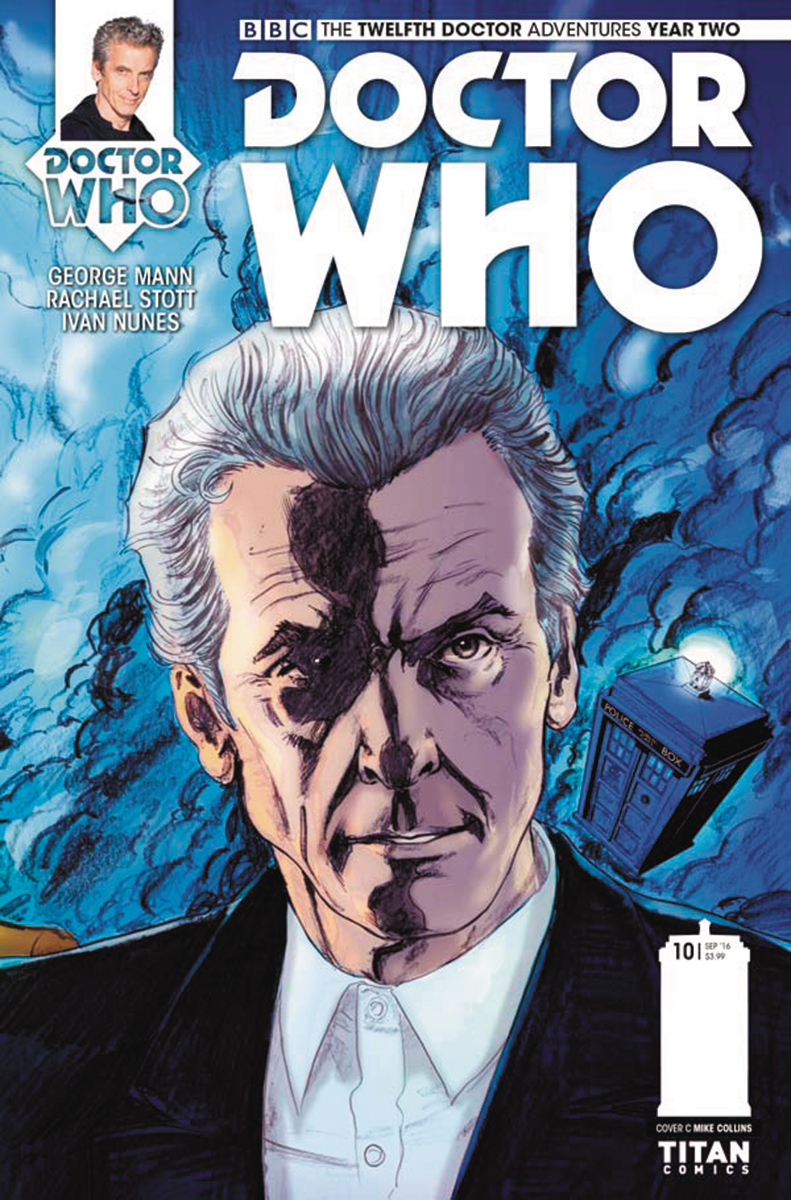 DOCTOR WHO 12TH YEAR TWO #10 CVR C COLLINS CONNECTING