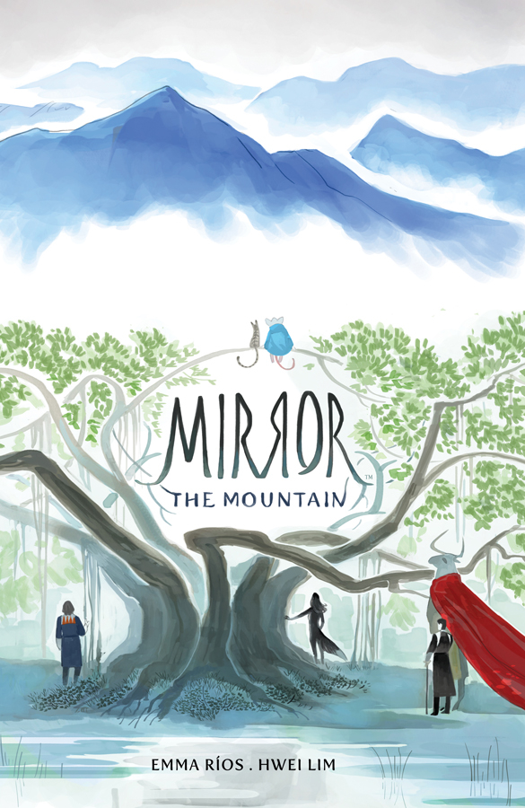 MIRROR THE MOUNTAIN TP (MAY160680)