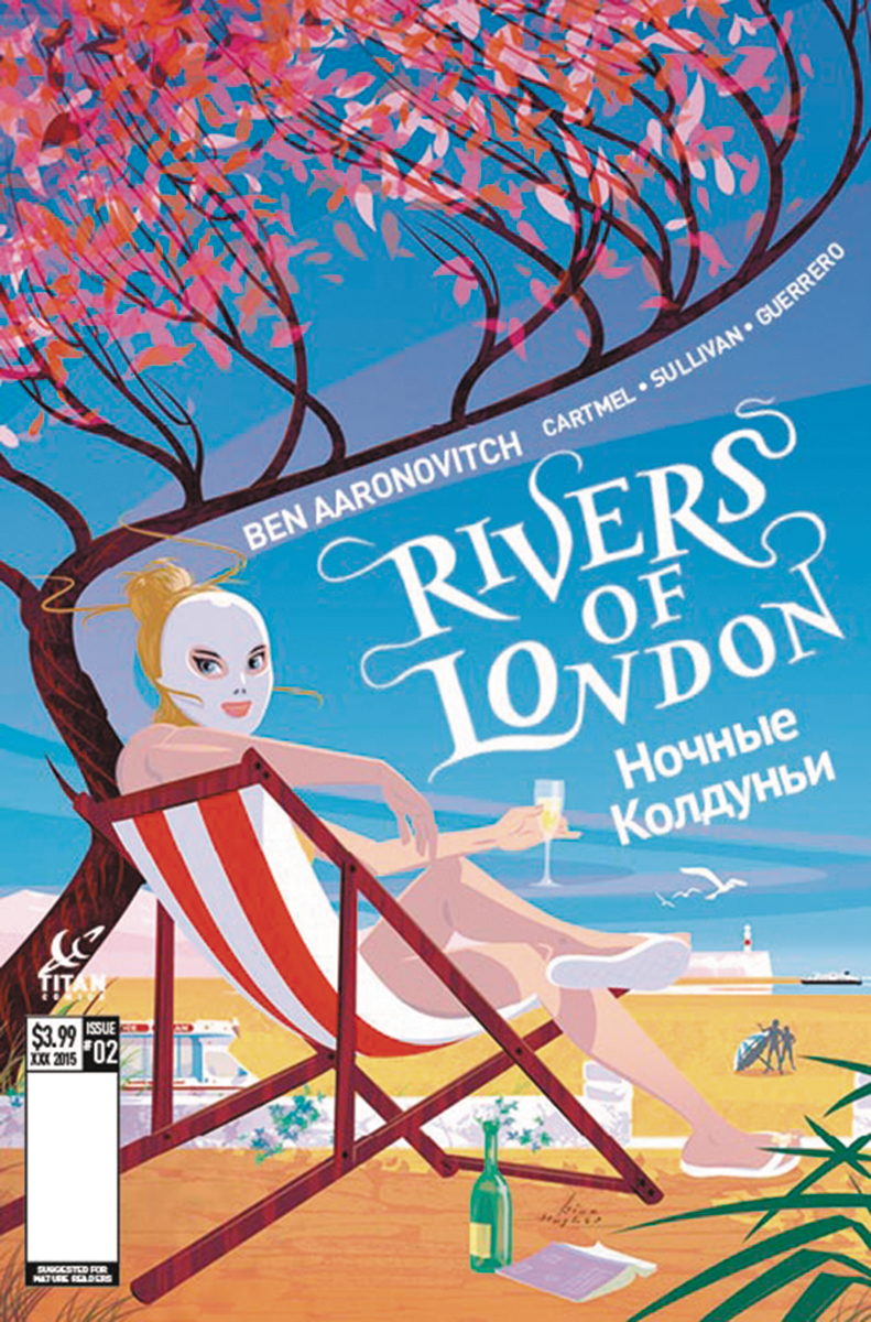RIVERS OF LONDON NIGHT WITCH #5 (OF 5) CVR B HUGHES (MR)