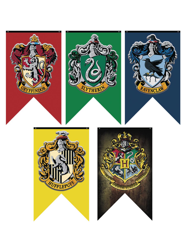 Hogwarts Häuser