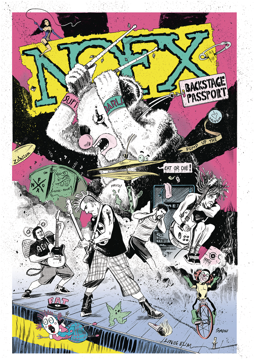 May160959 Rock Roll Biographies Nofx Previews World