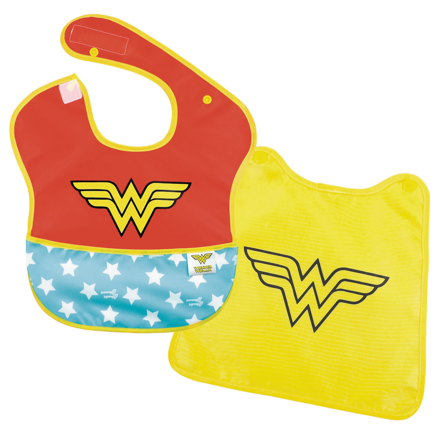 DC WONDER WOMAN CAPED SUPERBIB