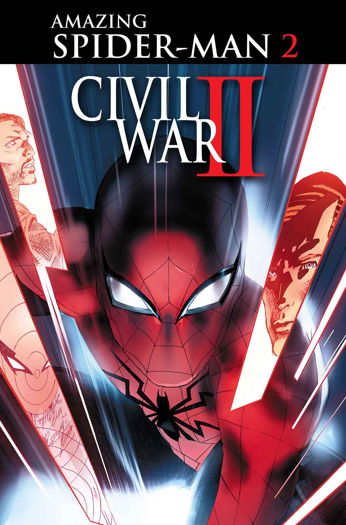 CIVIL WAR II AMAZING SPIDER-MAN #2 (OF 4)