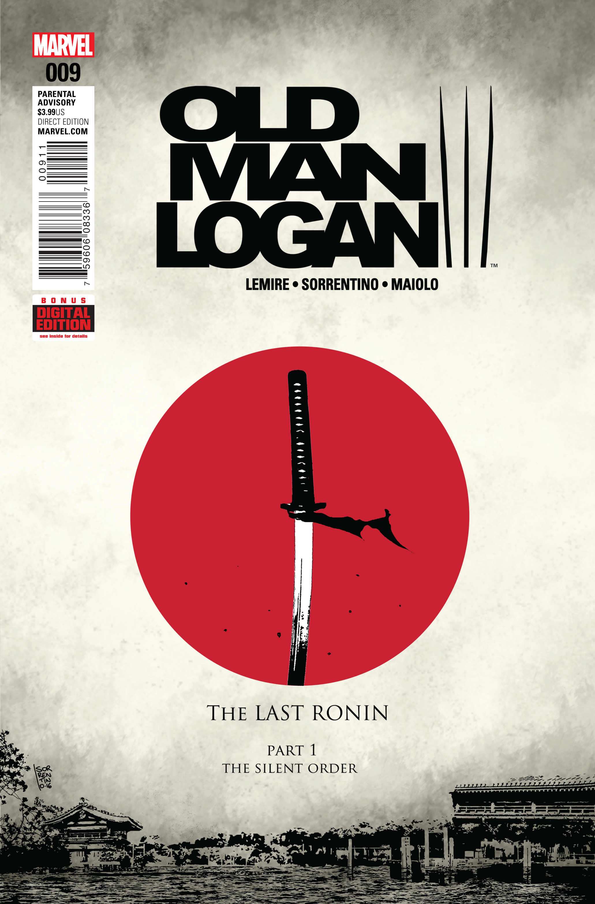 OLD MAN LOGAN #9