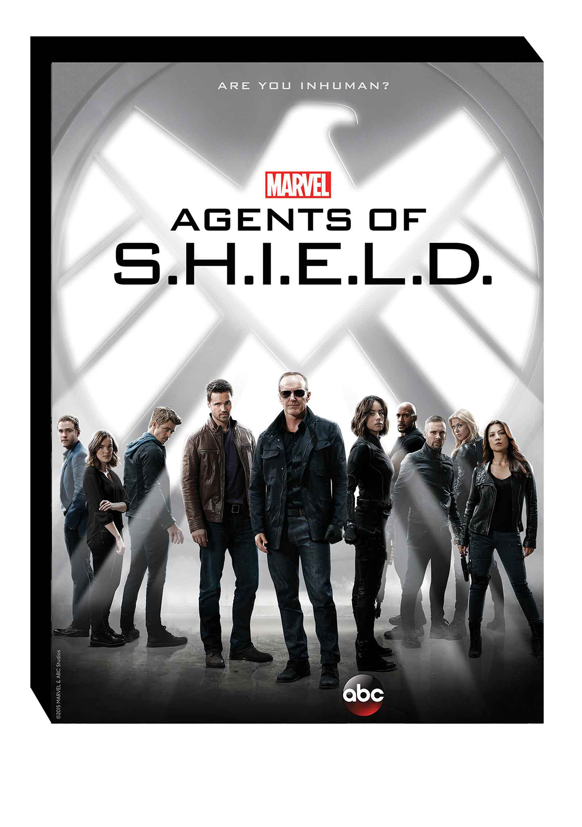 MARVELS AGENTS SHIELD SEASON THREE DECLASSIFIED SLIPCASE HC