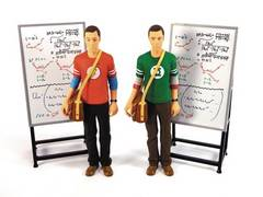 BIG BANG THEORY SHELDON COOPER 7IN AF