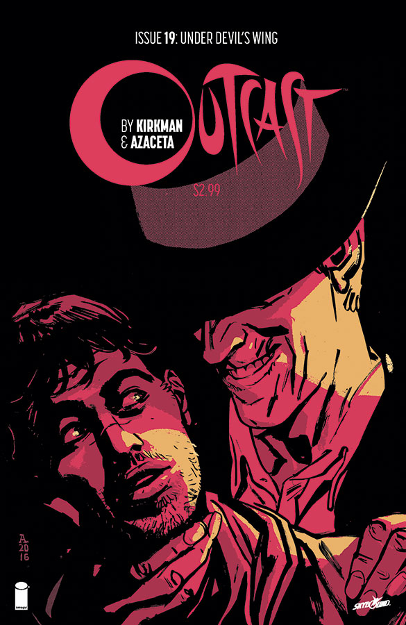 OUTCAST BY KIRKMAN & AZACETA #19 (MR)