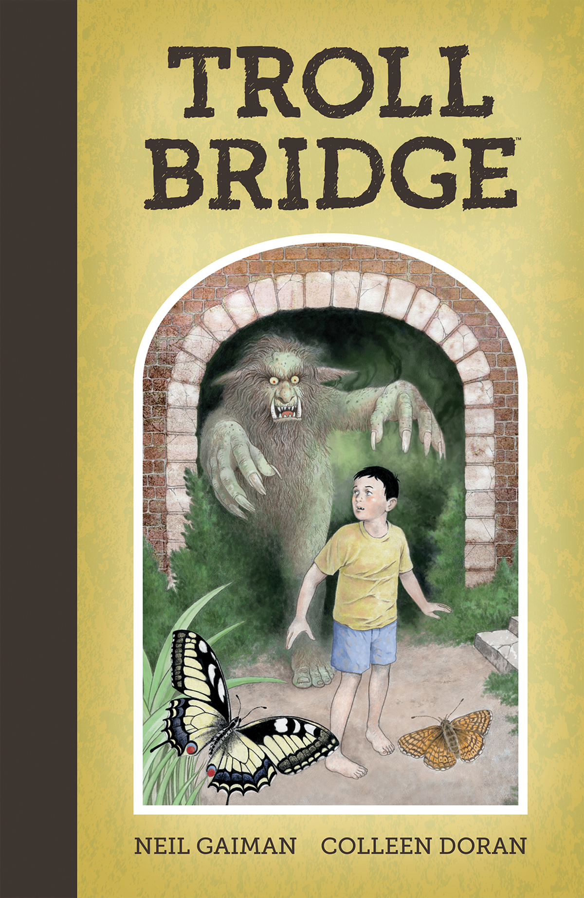 NEIL GAIMAN TROLL BRIDGE HC (MAY160021)
