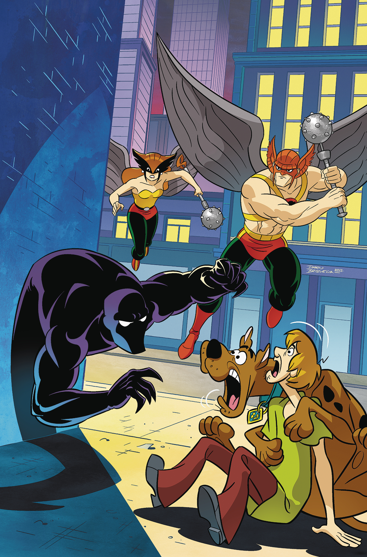 MAY160299 - SCOOBY DOO TEAM UP #17 - Previews World