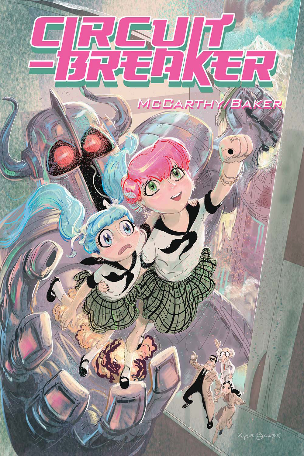 CIRCUIT BREAKER TP VOL 01
