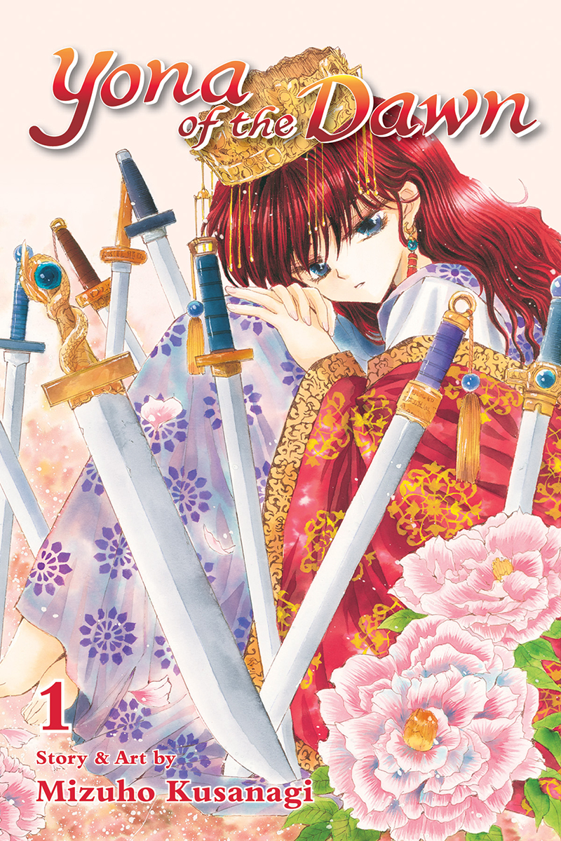 YONA OF THE DAWN GN VOL 01