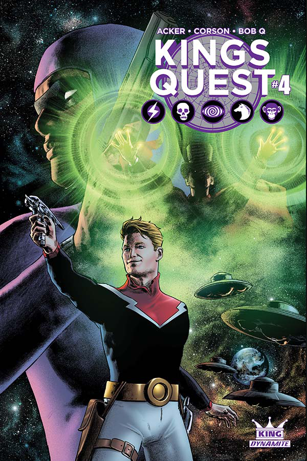 KINGS QUEST #4 (OF 5) CVR C WORLEY EXC SUBSCRIPTION VAR