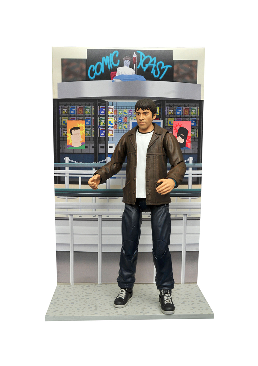 MALLRATS SELECT SERIES 1 BRODIE FIG