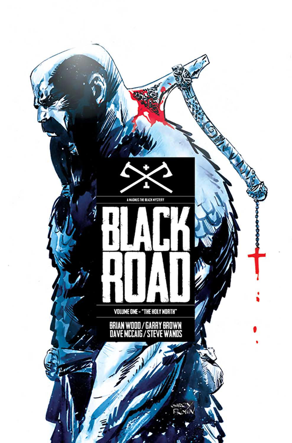 BLACK ROAD TP VOL 01 (MR)