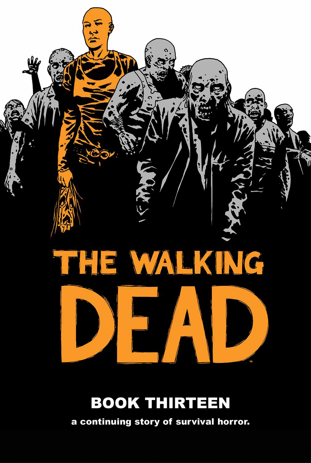 WALKING DEAD HC VOL 13 (MR)