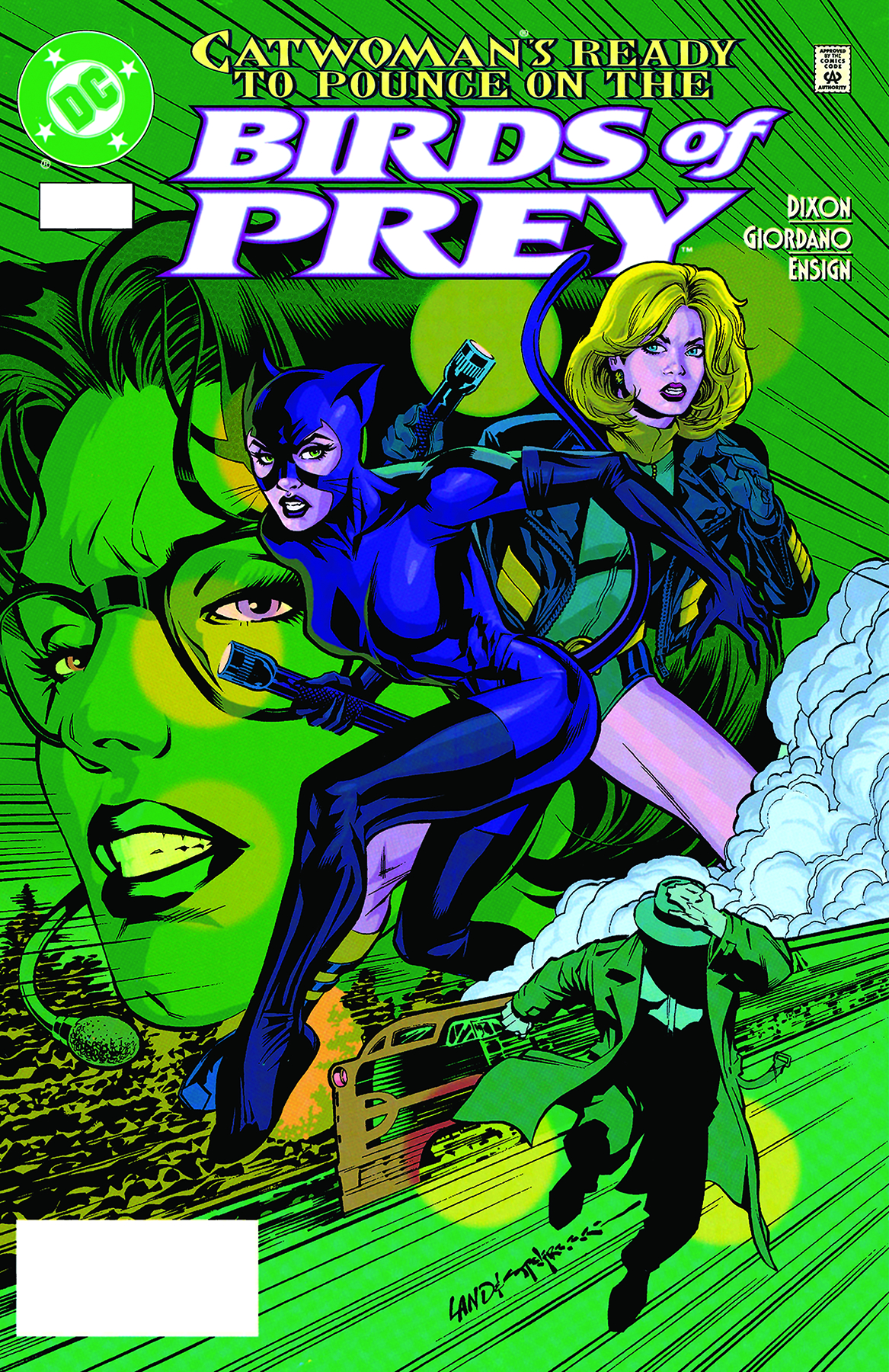 BIRDS OF PREY TP VOL 03 (#12-21)