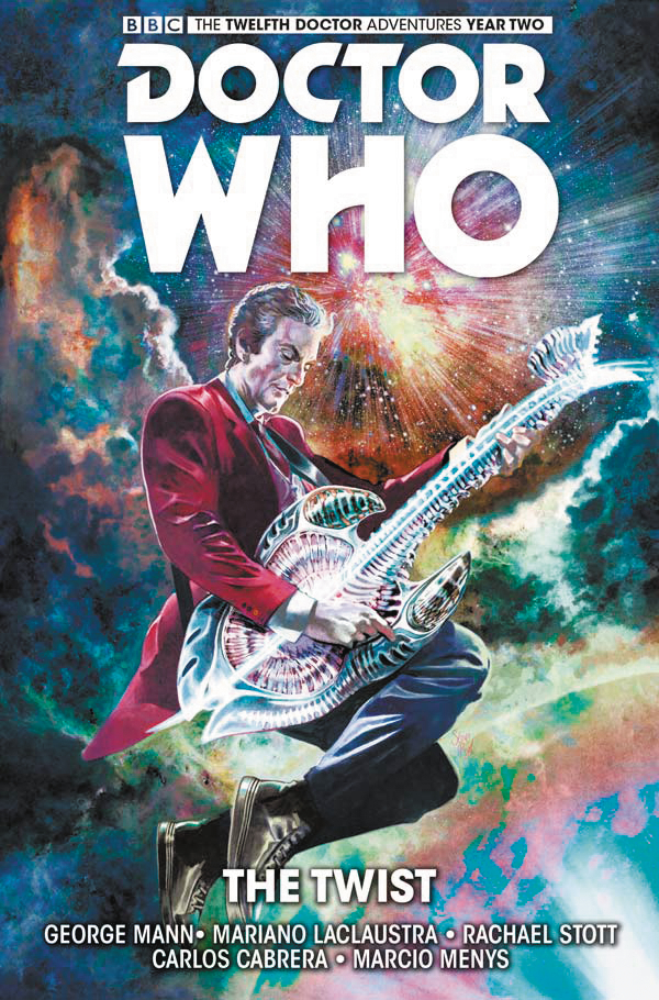 DOCTOR WHO 12TH HC VOL 05 THE TWIST