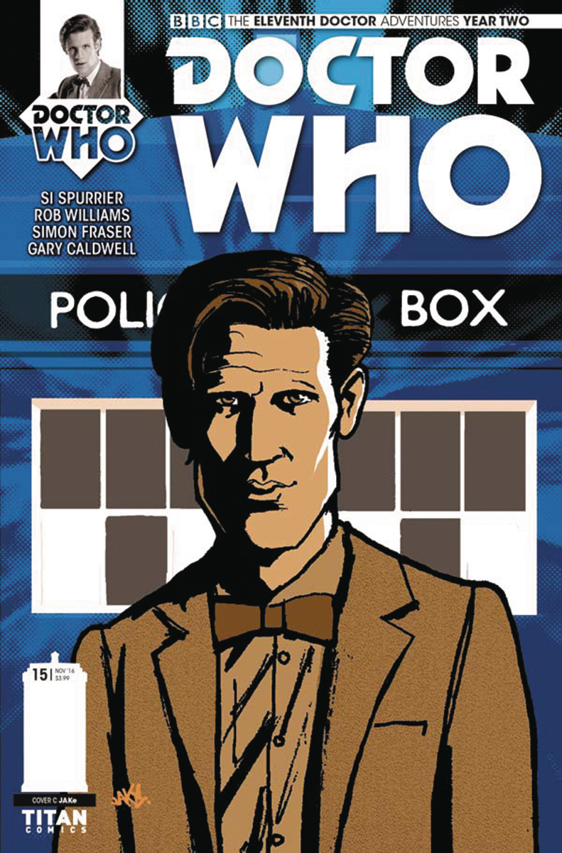DOCTOR WHO 11TH YEAR TWO #15 CVR C JAKE
