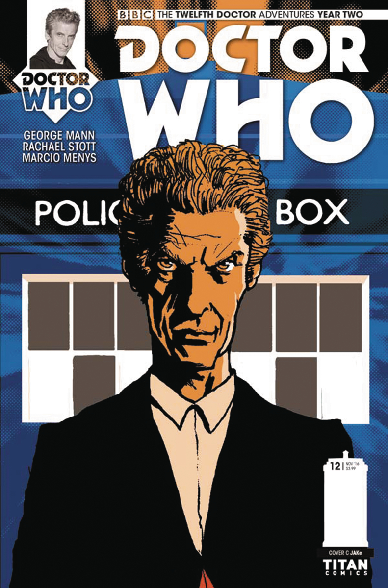 DOCTOR WHO 12TH YEAR TWO #12 CVR C JAKE