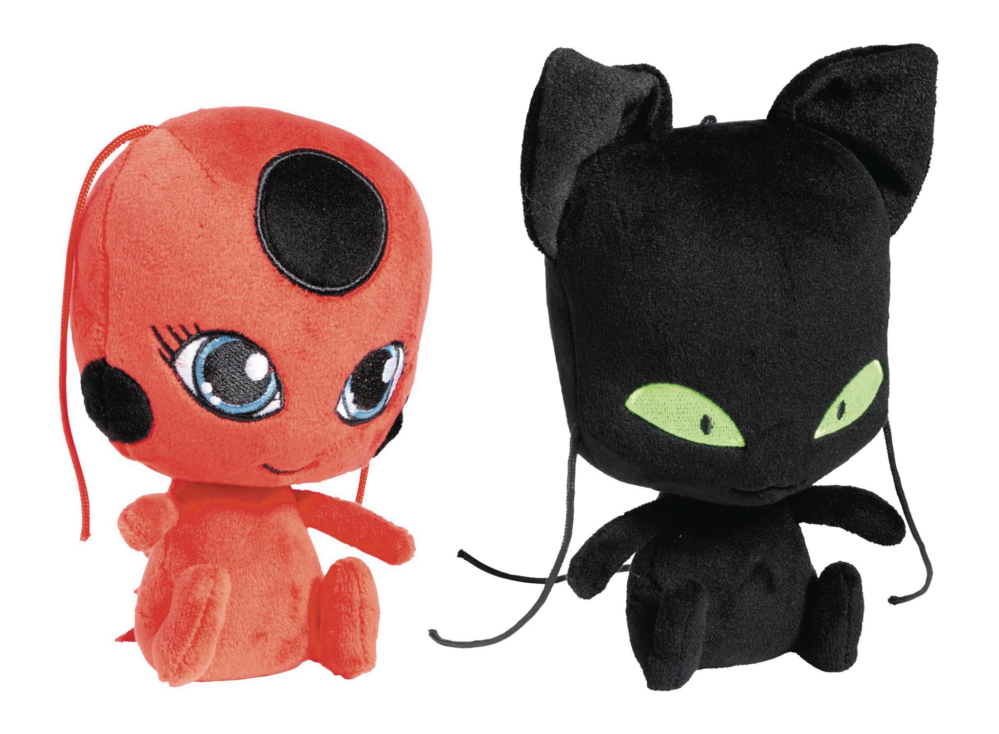 Cat Noir Ladybug Toy
