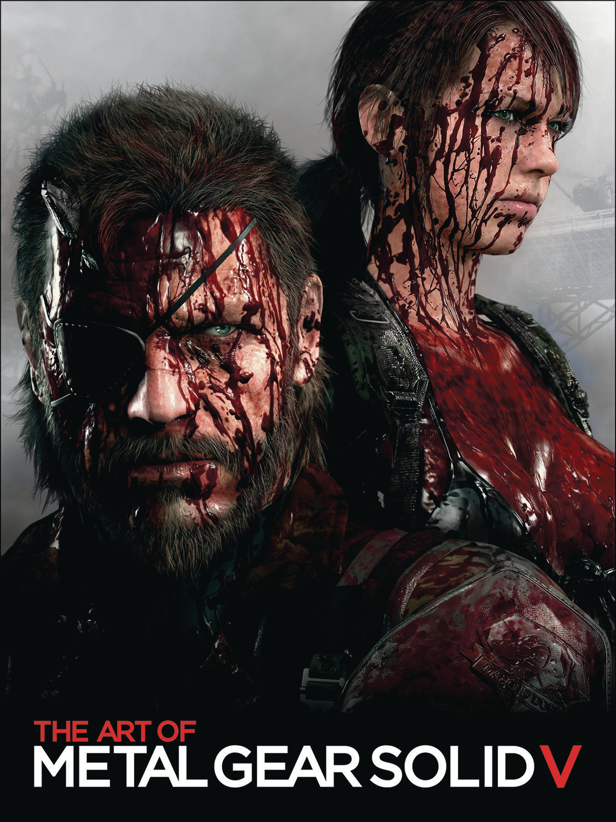 ART OF METAL GEAR SOLID V HC (JUL160156)