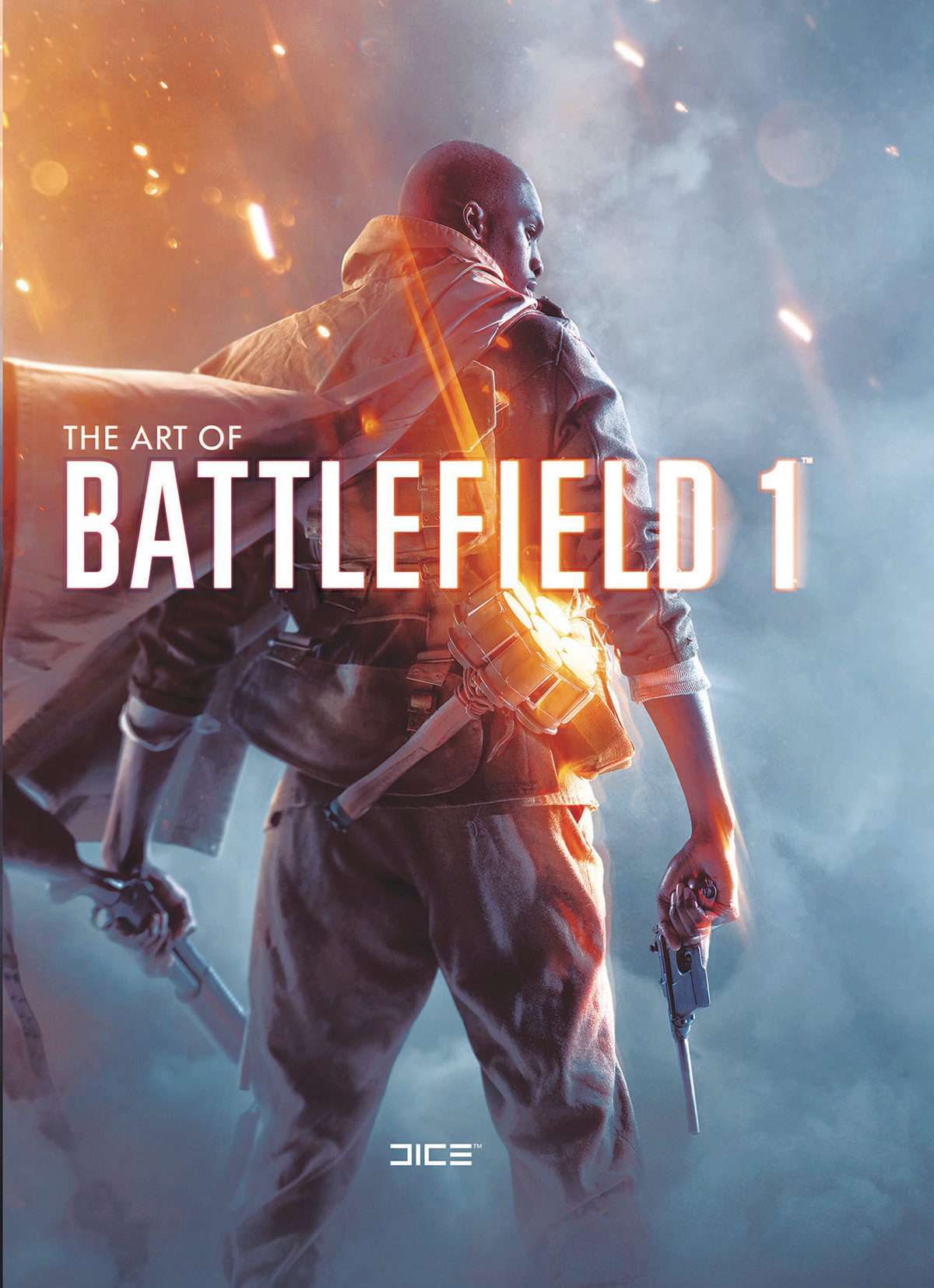 ART OF BATTLEFIELD 1 HC (JUL160155)