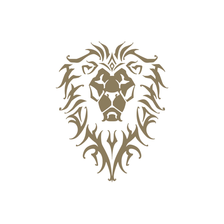 Apr168527 Warcraft Alliance Logo Vinyl Decal Previews