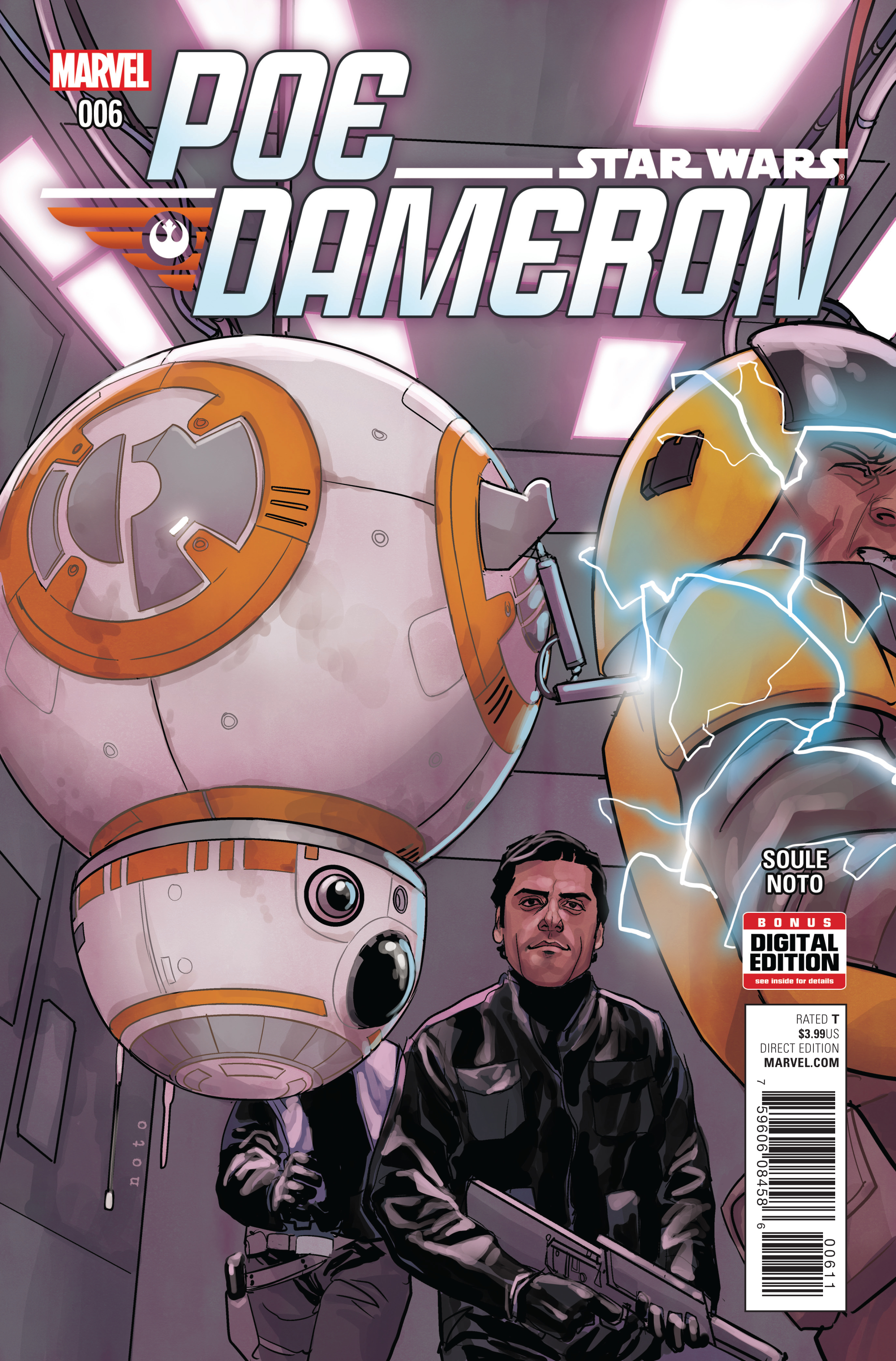 STAR WARS POE DAMERON #6