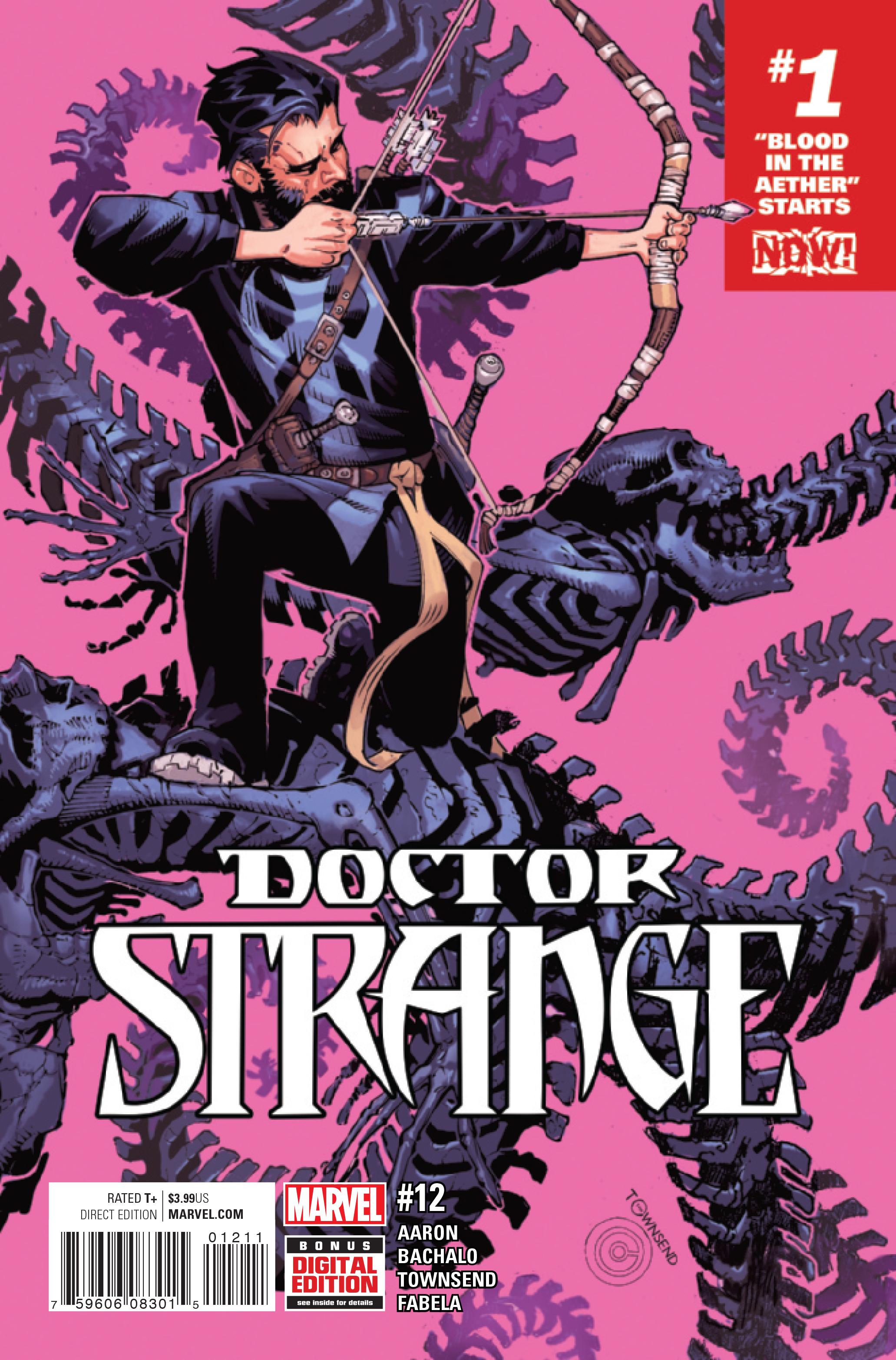 DOCTOR STRANGE #12 NOW