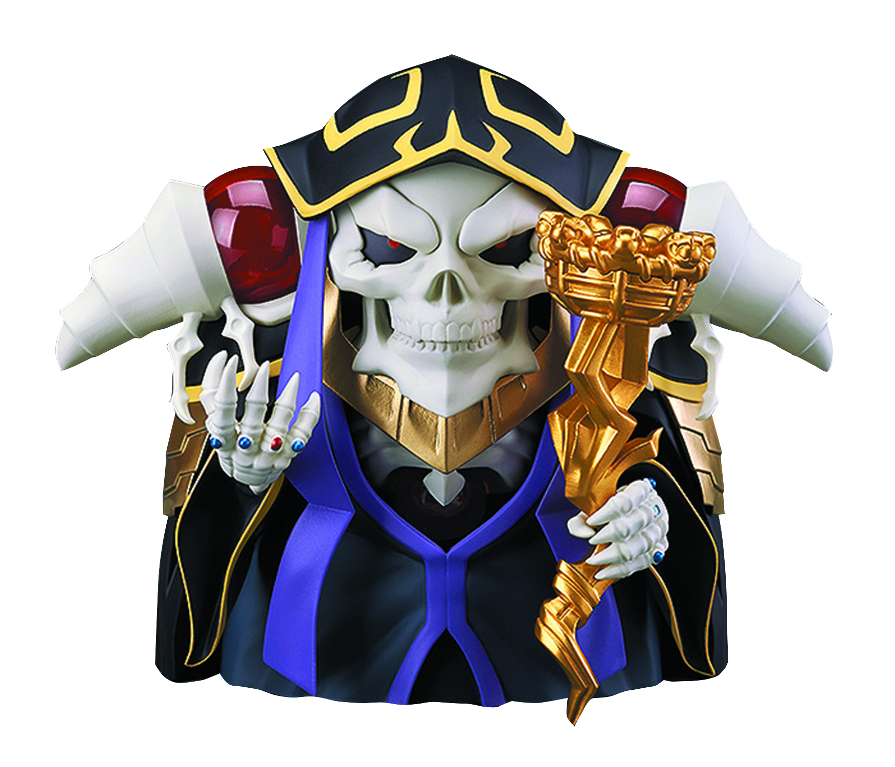 OVERLORD AINZ OOAL GOWN NENDOROID