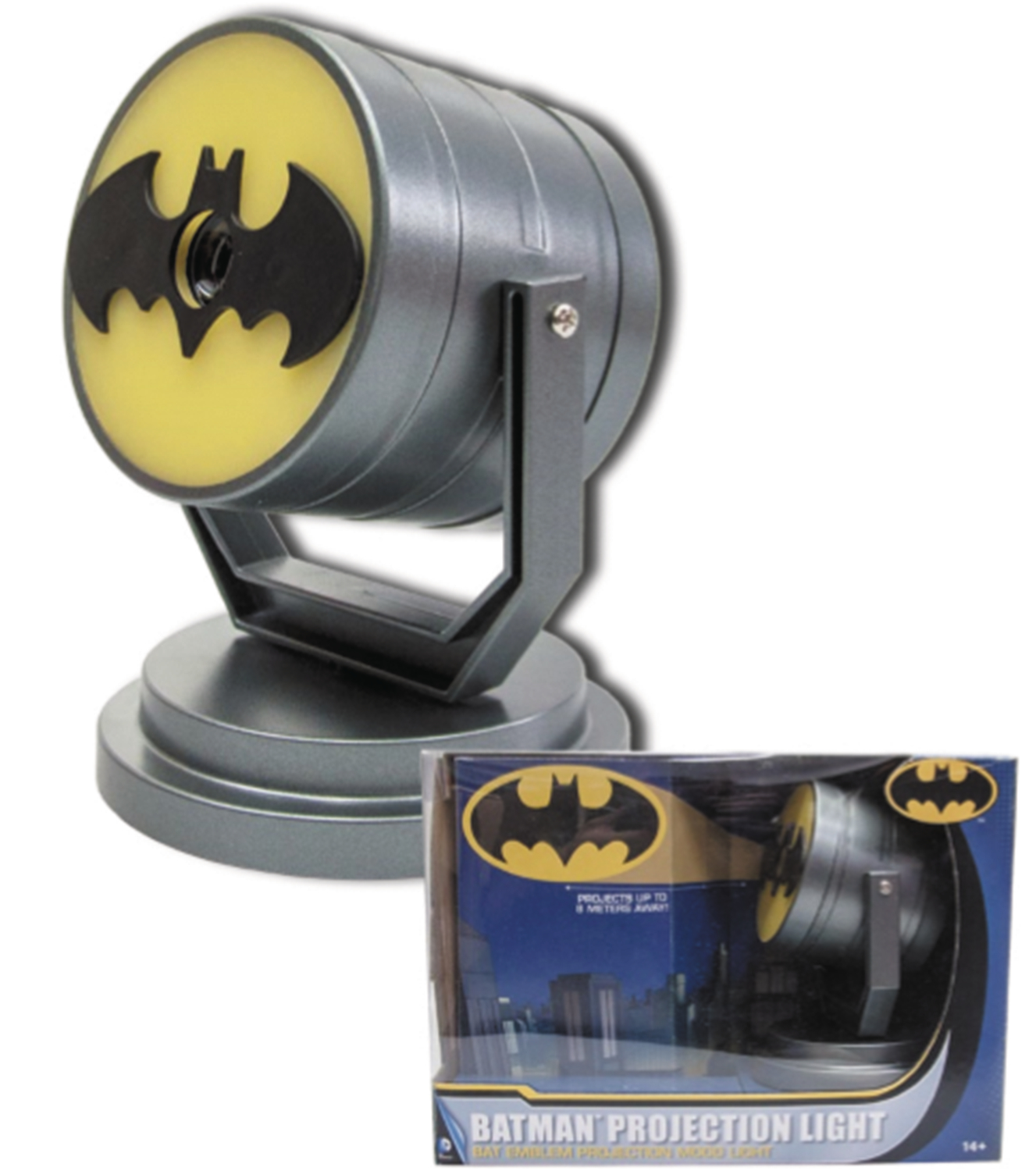 apr168562 batman bat signal projector light previews world