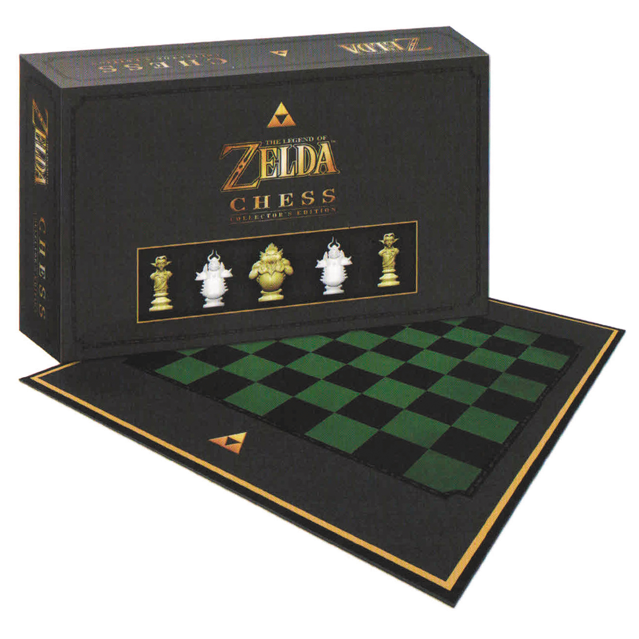 LEGEND OF ZELDA CHESS  (RES)